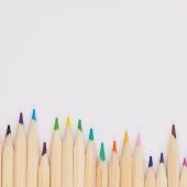 Crayons de couleur - Par Nedjissa Beaura